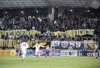 Maribor- Koper 2:2:: Zakurjen transparent Tifozi Koper