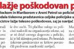 Interblock – Maribor (pokal)