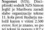 Maribor - Rudar