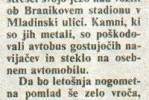 Maribor - Beltinci